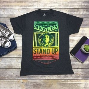 Bob Marley Stand Up For Your Rights Unisex T-shirt